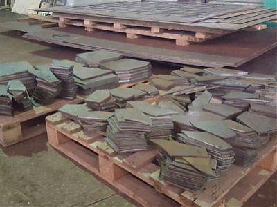 Плазменная резка металла до 40мм